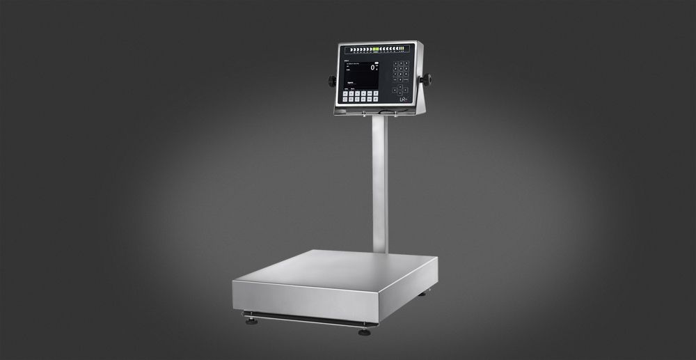 Smart scale to register your waste production.