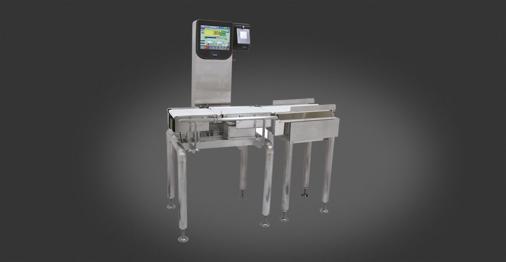 Checkweigher I solution for total control on your production.