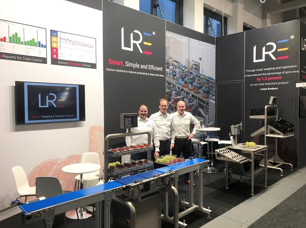 LRE Solutions at the Fruit Logistica exhibition in Berlin