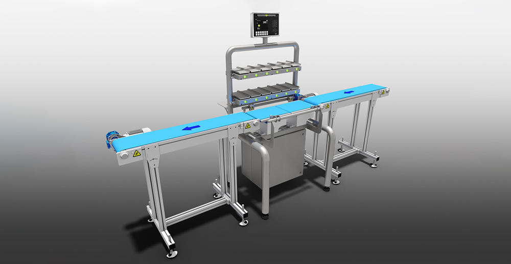 Multihead with smart weighing technology to reduce give-away and increase packing speed.